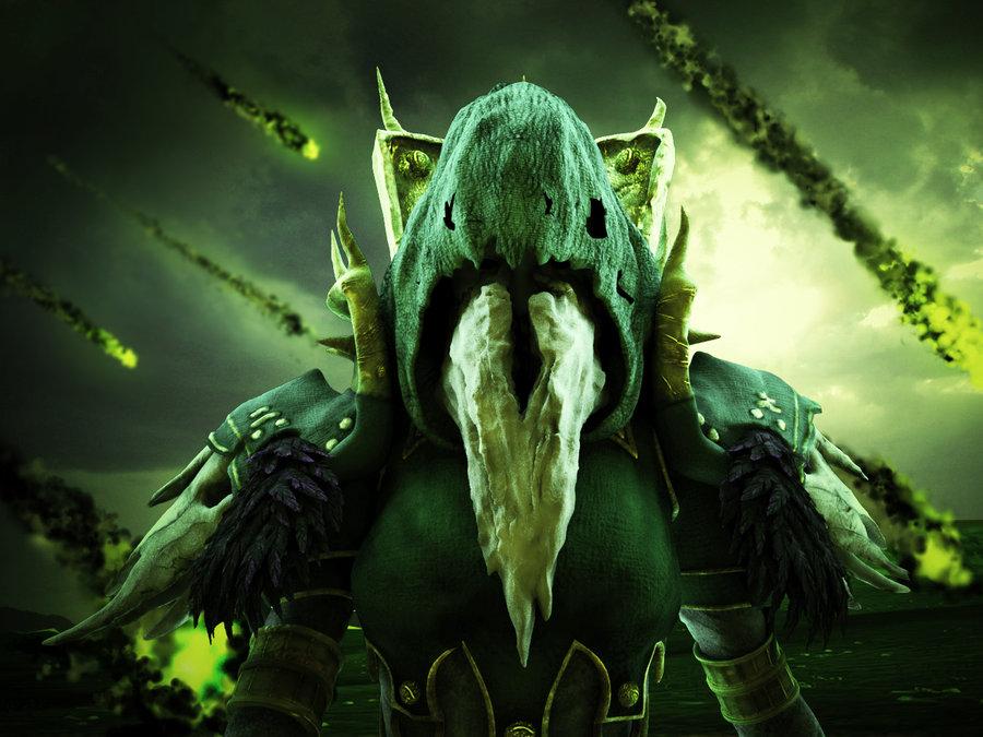 World Of Warcraft A High Latency Life